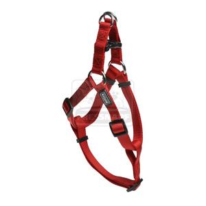 AniOne OneTouch hám Classic nejlon piros M/65cm
