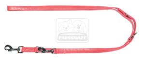 AniOne vezetőpóráz Stars műbőr pink M/2m
