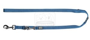 AniOne vezetőpóráz Classic nejlon kék M/2m/20cm