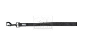 AniOne rövidpóráz Classic nejlon fekete M/30cm