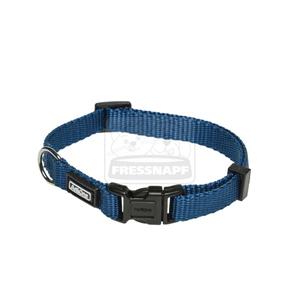 AniOne nyakörv Classic nejlon kék XS/22-35cm