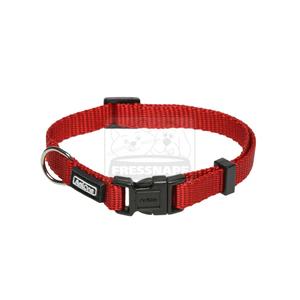 AniOne nyakörv Classic nejlon piros XS/22-35cm