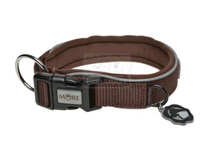 MORE FOR DOGS nyakörv Allround neoprén barna M/40-45cm