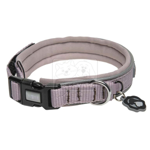 MORE FOR DOGS nyakörv Allround neoprén szürke XS/30-34cm