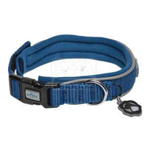 MORE FOR DOGS nyakörv Allround neoprén kék XS/30-34cm
