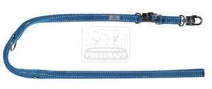 MORE FOR DOGS vezetőpóráz Allround neoprén kék M/2m