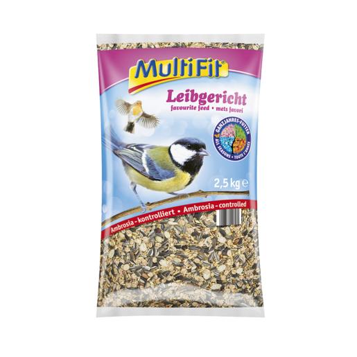 MultiFit vegyes madáreleség 2,5kg