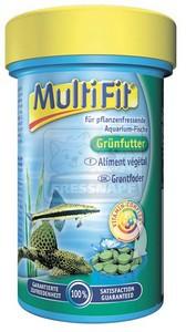 MultiFit haleledel növényevő halaknak 100ml