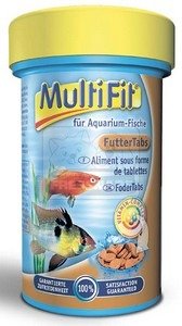 MultiFit haleledel tablettás 100ml
