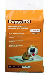DoggyTOI pelenka Maxi 60x90cm