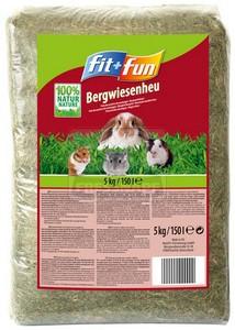 fit+fun alpesi széna 5kg/150l