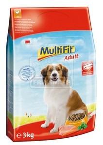 MultiFit Adult száraz kutyaeledel 3kg