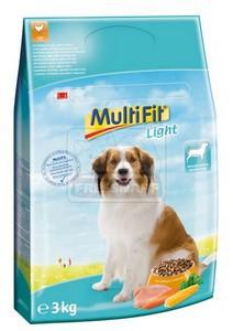 MultiFit Senior száraz kutyaeledel 3kg