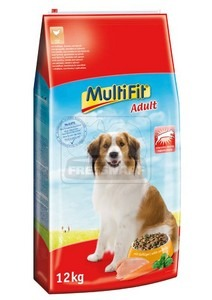 MultiFit Adult száraz kutyaeledel 12kg