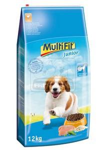 MultiFit Junior száraz kutyaeledel 12kg