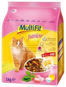 MultiFit Junior száraz cicaeledel 1kg
