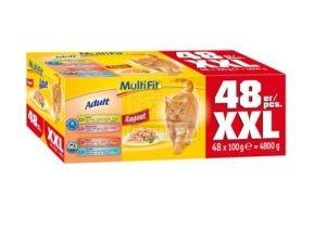 MultiFit cica tasakos ragu hair+skin 48x100g