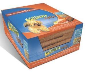 MultiFit Rolls kutyáknak – szárnyas+bárány+rizs