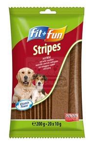 fit+fun Stripes jutalomfalat 200g vad