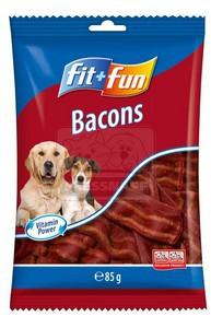 fit+fun szalonnás jutalomfalat 85g