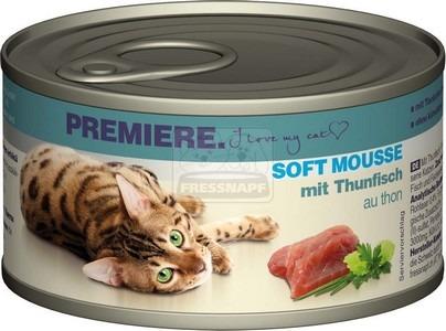 Premiere Soft Mousse tonhallal 85 g