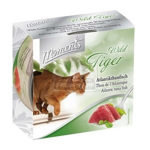 Moments Wild Tiger 70g
