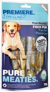 PREMIERE dog PURE MEATIES fish pure, 70g