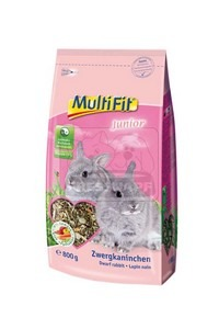 MultiFit nyúl Junior 800g