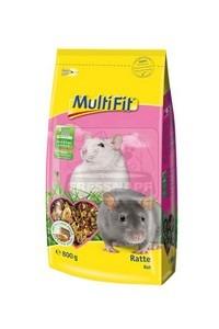 MultiFit patkány eledel 800g