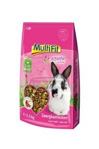 MultiFit nyúltáp alfalfával 2,5kg