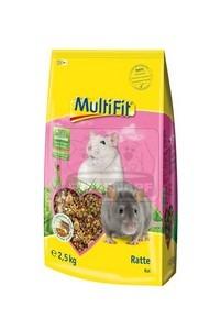 MultiFit patkány eledel 2,5kg