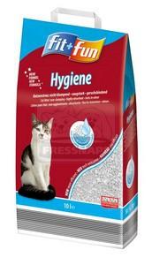 fit+fun alom Hygiene nem csomósodó 10l