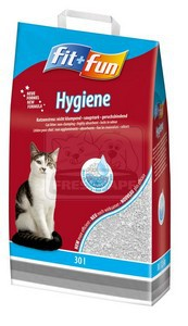 fit+fun alom Hygiene nem csomósodó 30l