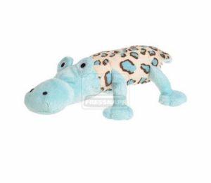 AniOne kutyajáték szafari plüss állat, krokodil 25-29cm