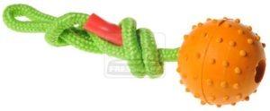AniOne kutyajáték kötél tenisz súlyzó 17cm