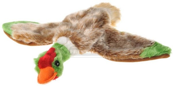 AniOne kutyajáték plüss kacsa 30cm
