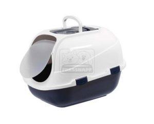 AniOne cica wc Mega Comfy kék 68x46x48,5cm