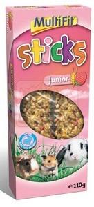 MultiFit Sticks Junior duplarúd rágcsálóknak 110g