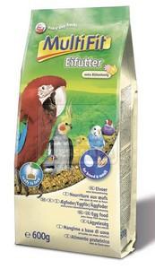 MultiFit Eggfood lágyeleség madaraknak, extra mézzel 600g