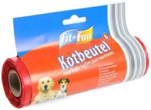 fit+fun kutyapiszokszedő zacskó