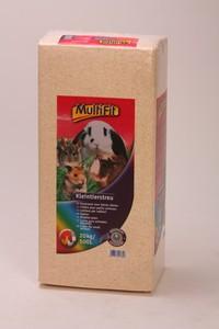 MultiFit kisemlős alom natúr faforgács 500l
