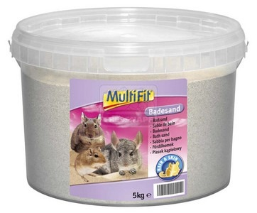 MultiFit csincsilla homok 5kg