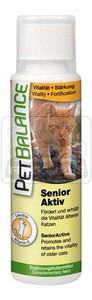PetBalance Senior Active folyadék cicák számára 125ml