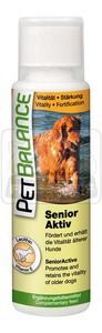 PetBalance Senior Active folyadék kutyák számára 125ml
