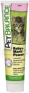 PetBalance Junior Baby+Mami Power paszta, 100g