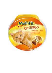 MultiFit cicasnack csirke és sajt 60 g