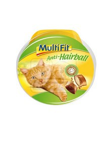 MultiFit cicasnack anti-hairball 60 g