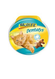 MultiFit cicasnack dentalys 60 g