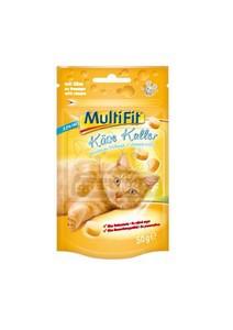 MultiFit cicasnack sajtos gömbök 60 g