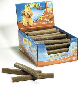 MultiFit Rolls kutyáknak – bárány+rizs